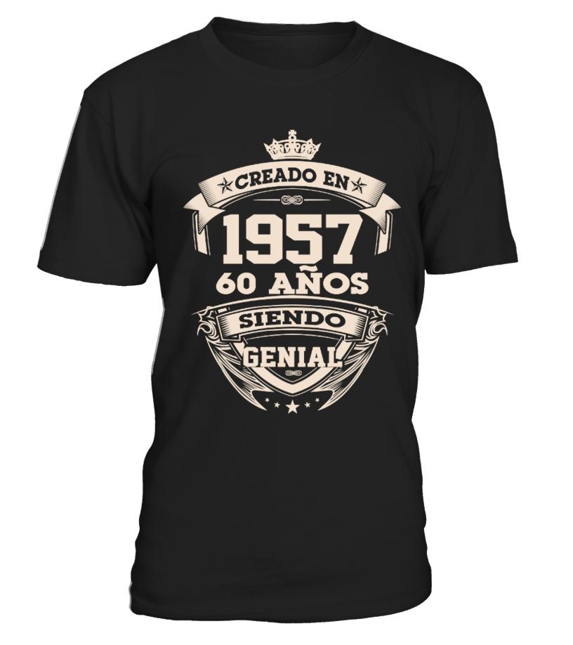 creado en 1957- 60 años siendo genial