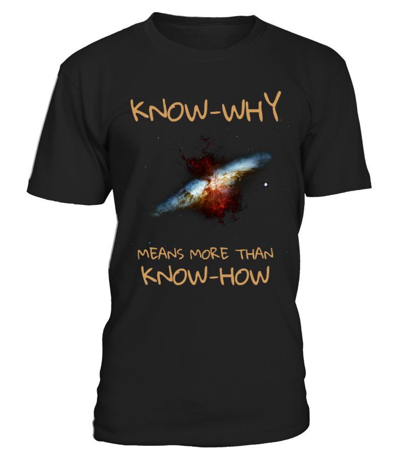 Know-Why Means More Than Know-How