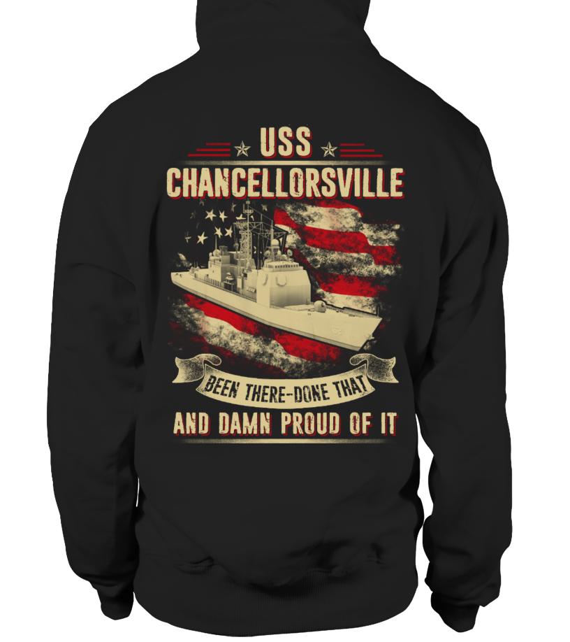 USS Chancellorsville  T-shirt
