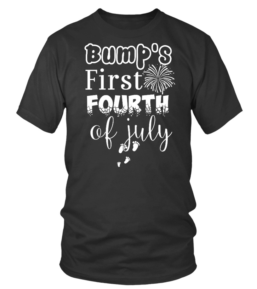c0e74cb269134 21.95. $ 0.00. Bump's First Fourth of July Independence Day Pregnancy Shirt