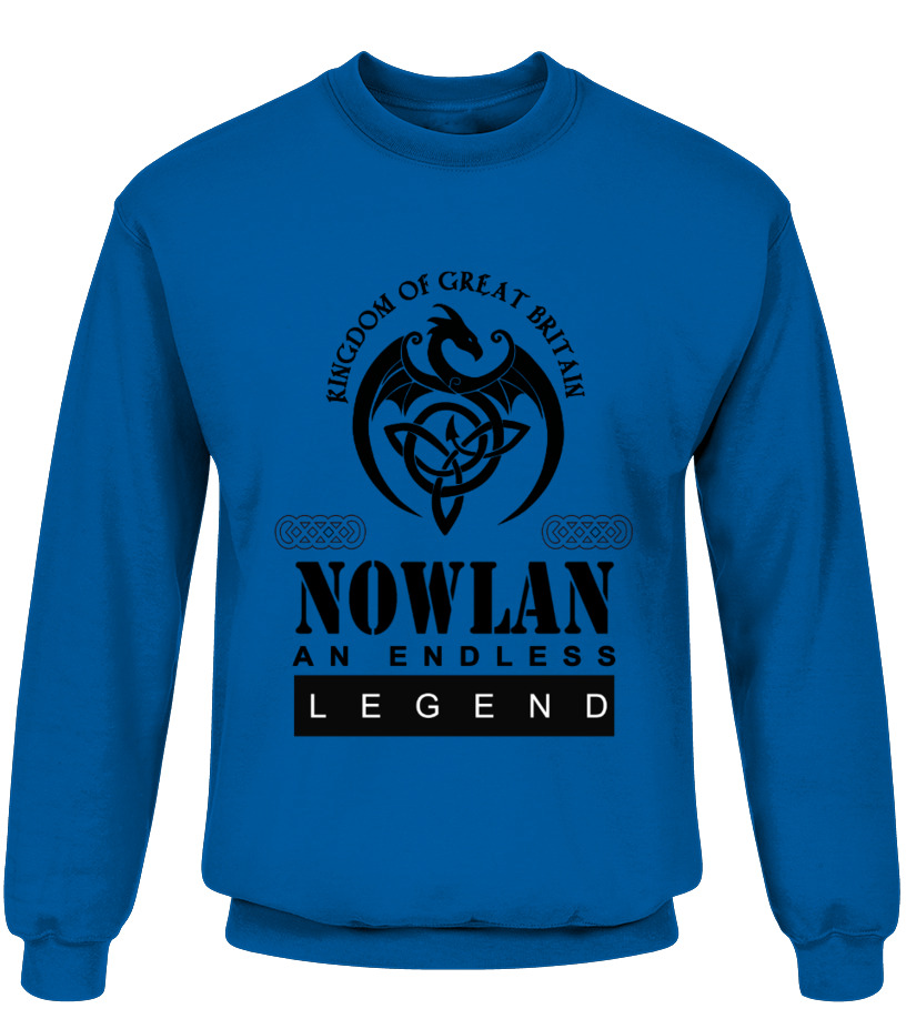 THE LEGEND OF THE ' NOWLAN '