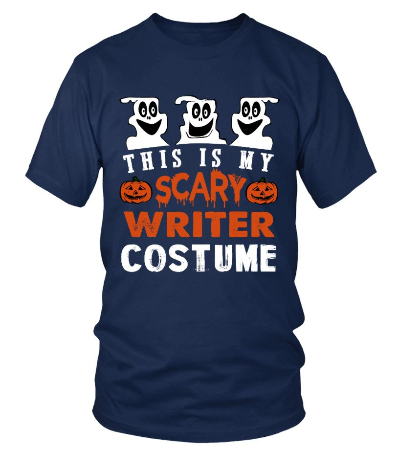 This is My Scary Writer Costume Hallowee