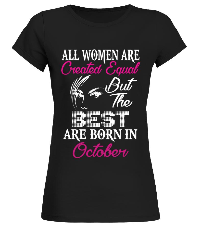 best women born in October