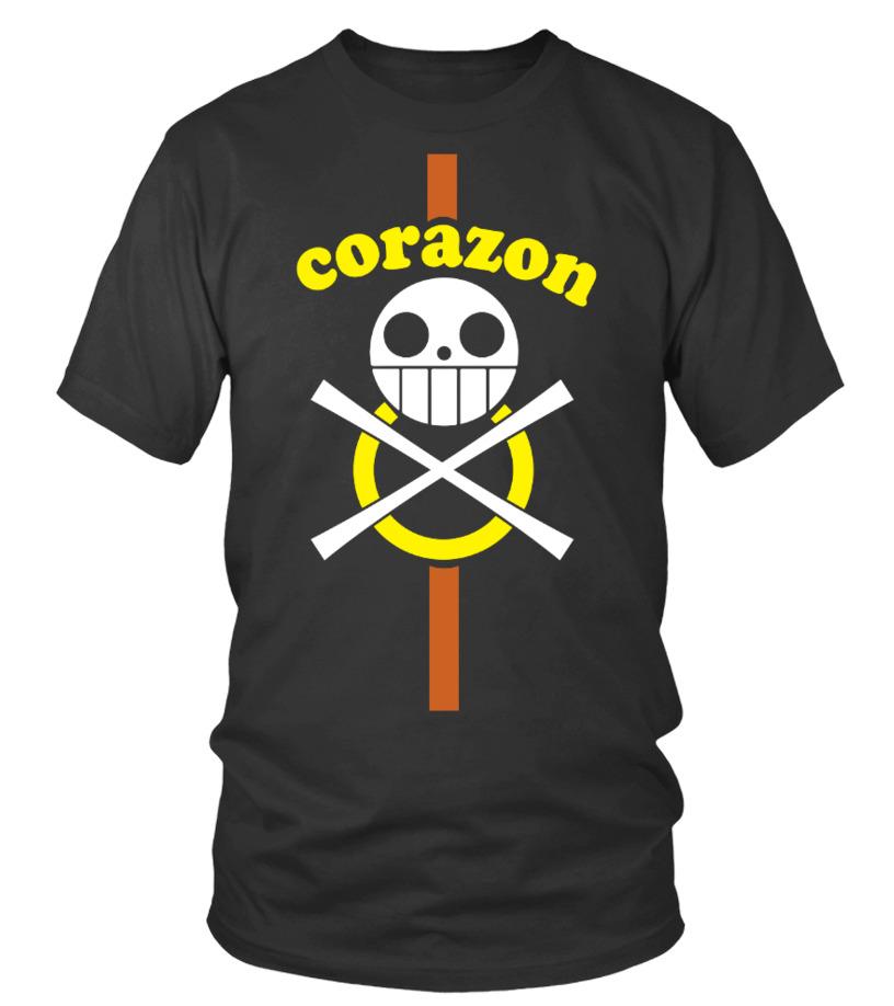 CORAZON - TRAFALGAR LAW