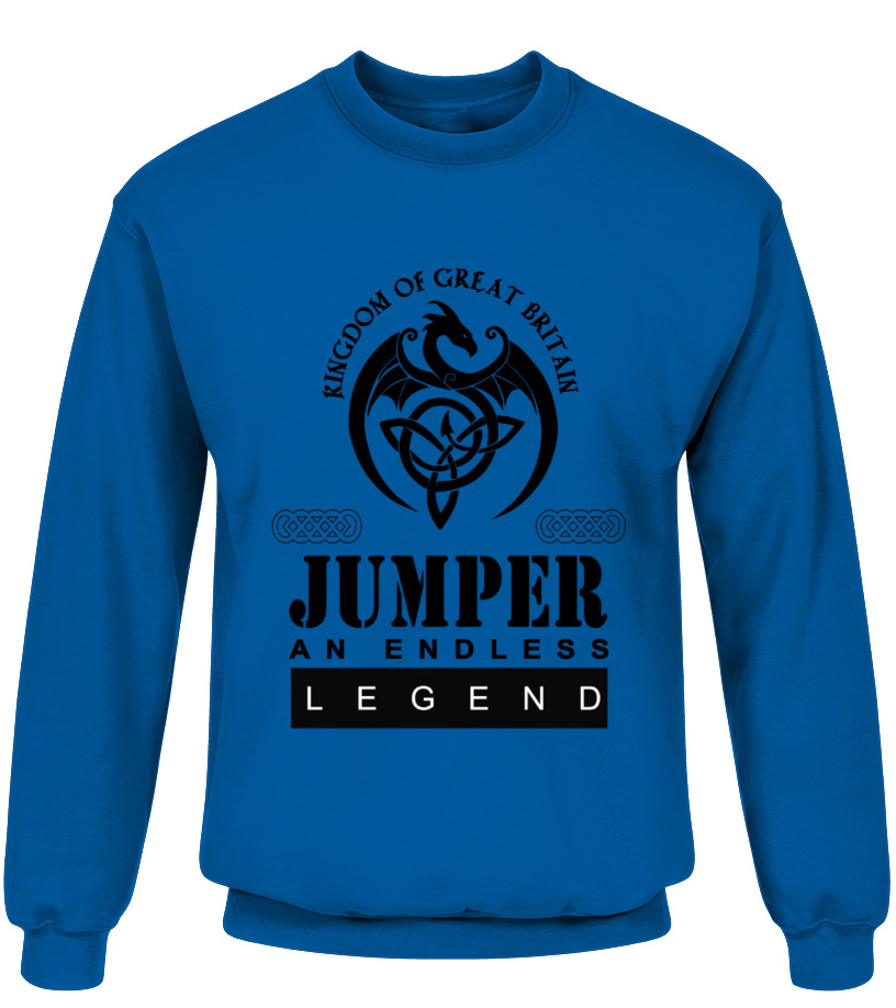 THE LEGEND OF THE ' JUMPER '