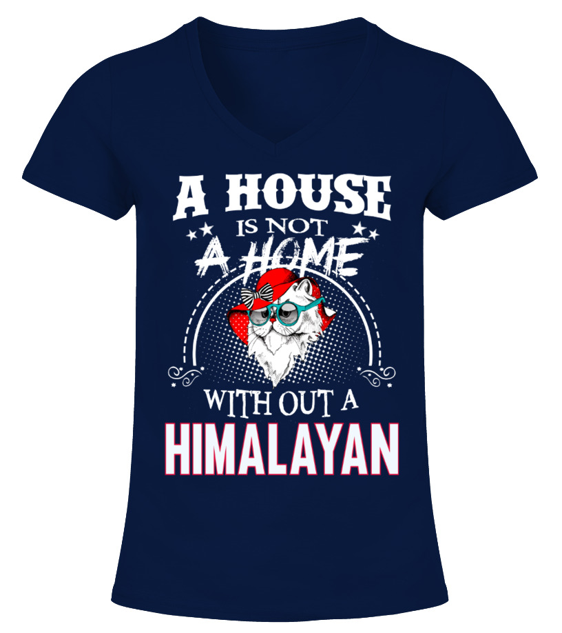 Mickey Mouse Happy Birthday T Shirt A House Without Himalayan Cat Shirts For Kids