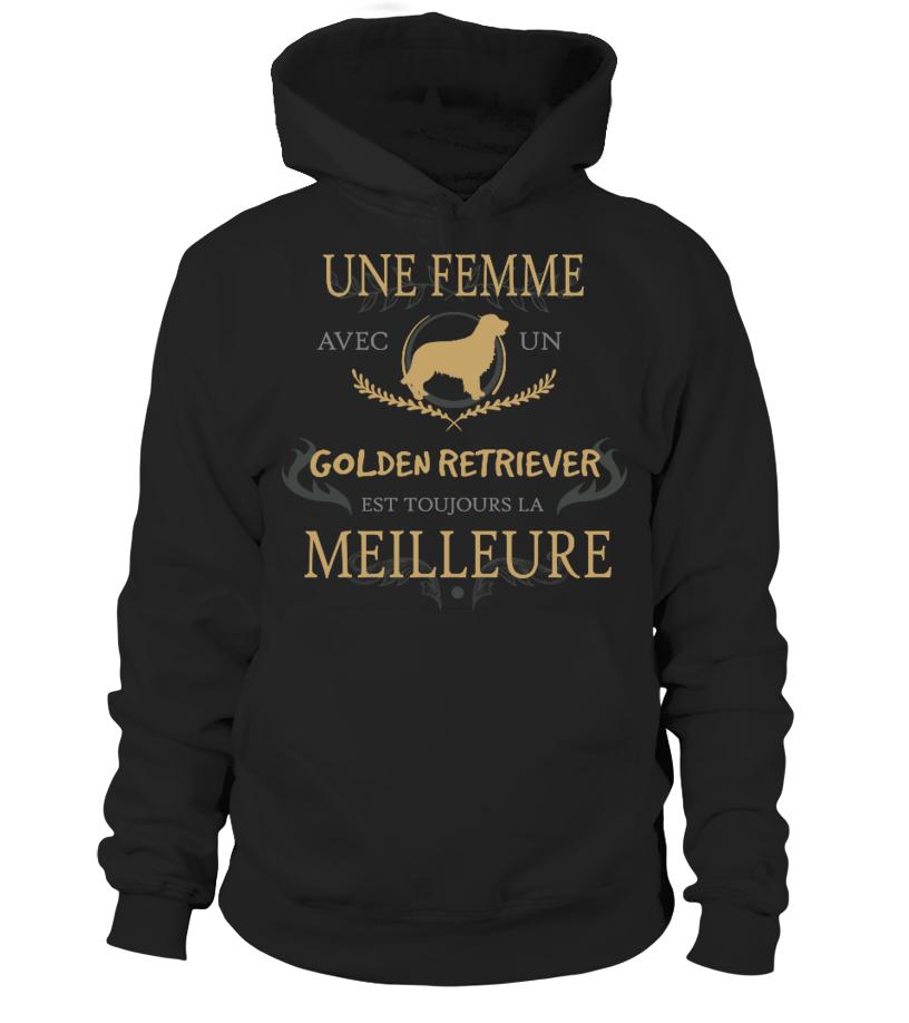 Golden Retriever: Femme – edition limitée