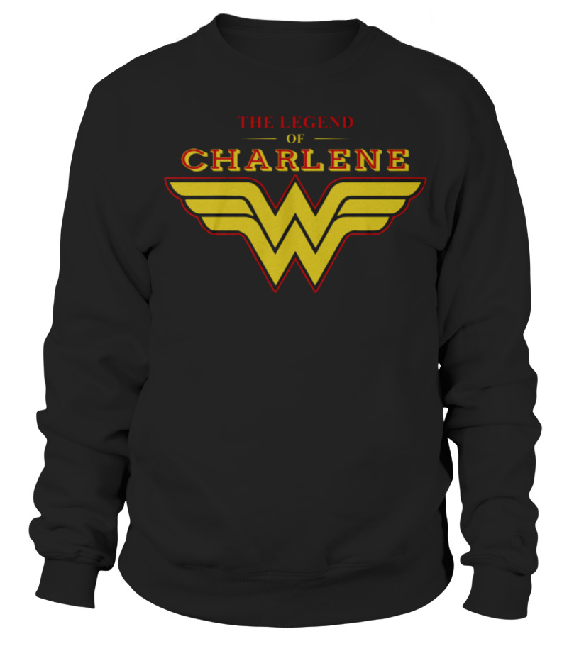 Amazing Halloween - Top Shirt CARLINE IS HAVING FANTASTIC HALLOWEEN front Sweatshirt Unisex