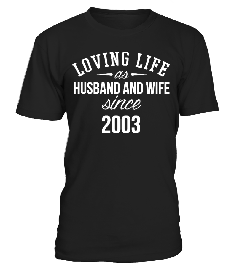 Husband & Wife Custom Shirt!