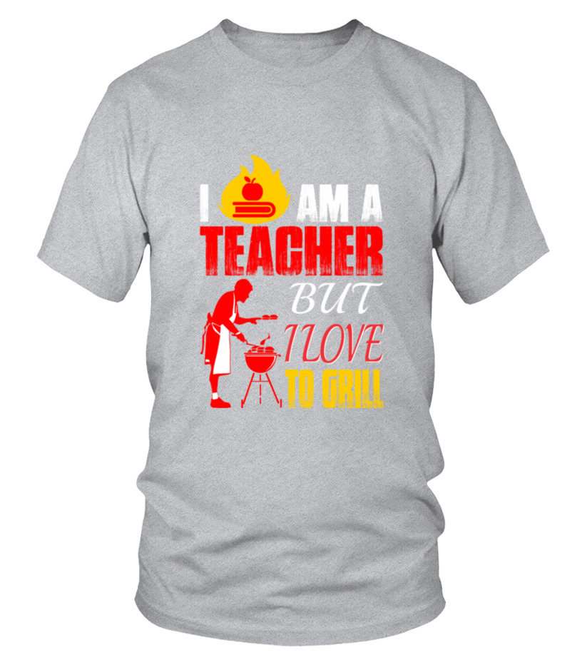 27d82949 - Funny Dog Tee Shirts For Men, Womens Teacher But I Love To Grill Barbecue  Bbq T-shirt - T Shirt Design