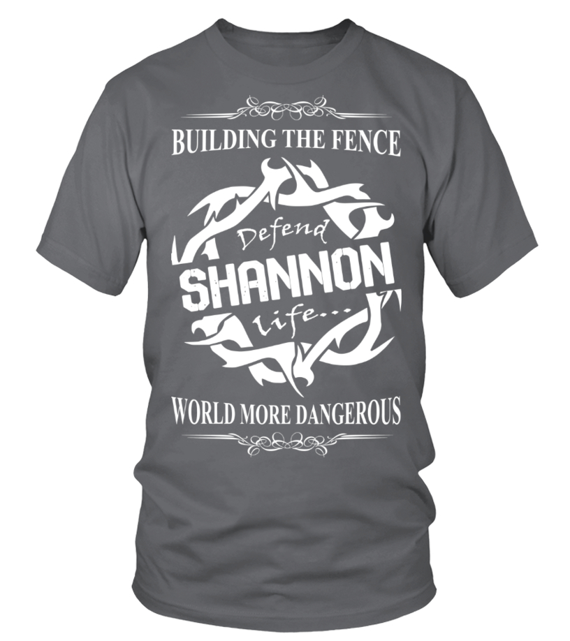 BUILDING THE FENCE DEFEND SHANNON LIFE