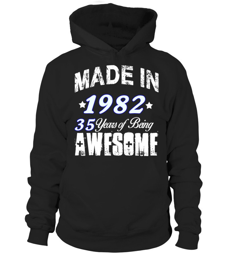 Made In 2017 Years Of Being Awesome