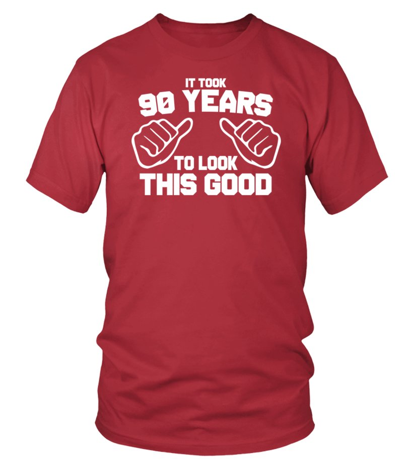 90 years look good