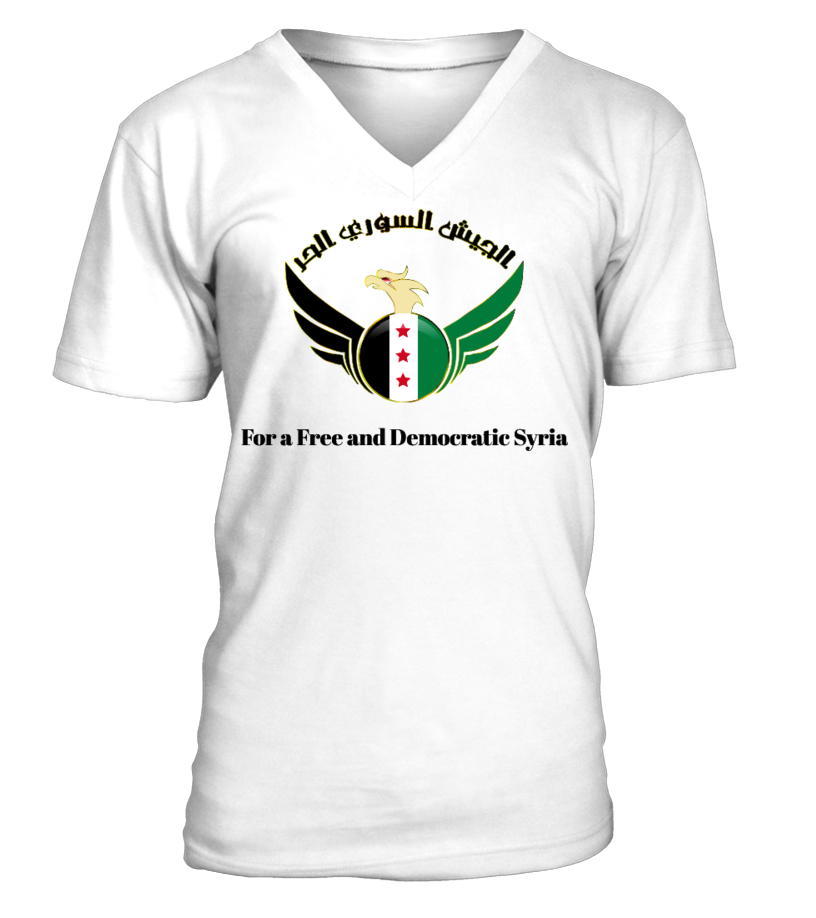 For a Free and Democratic Syria