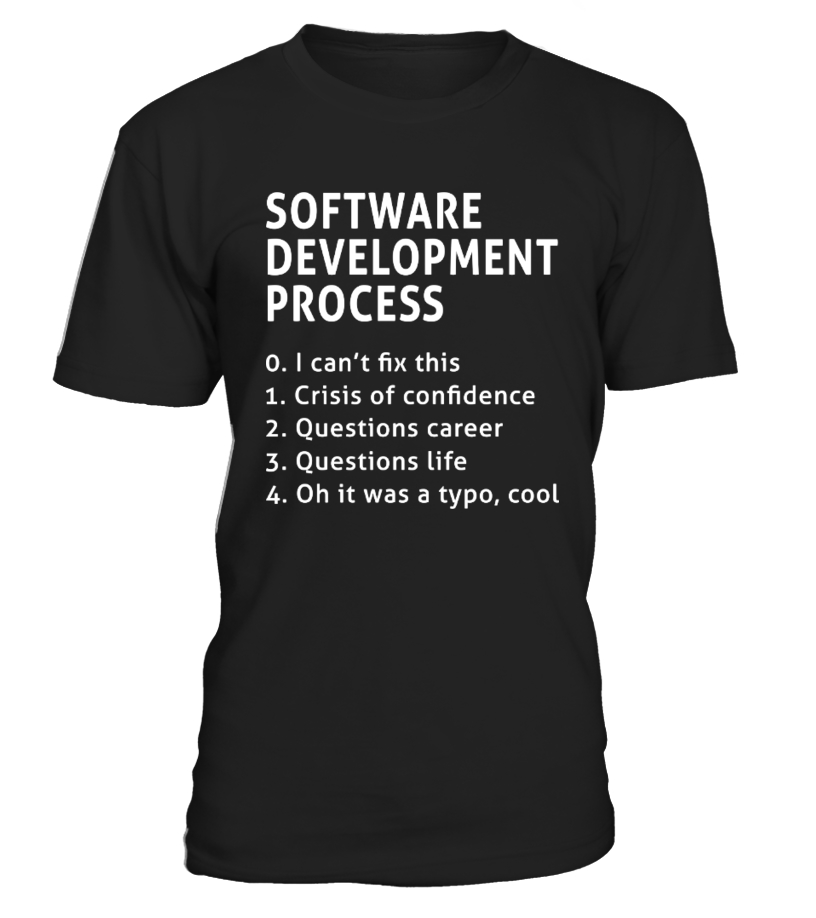 Software Development Process Funny