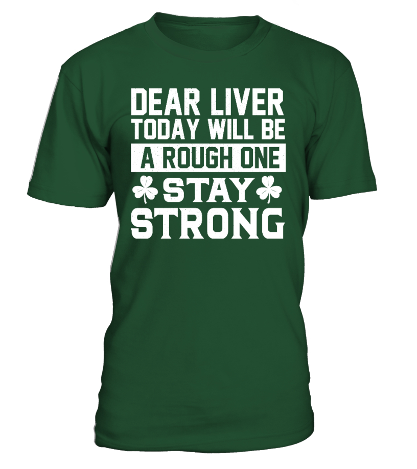 Dear Liver, Stay Strong