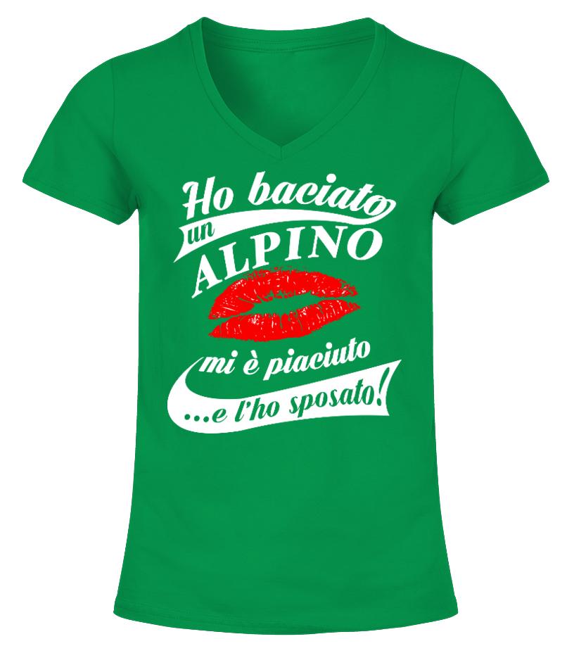 Ho Baciato Un Alpino