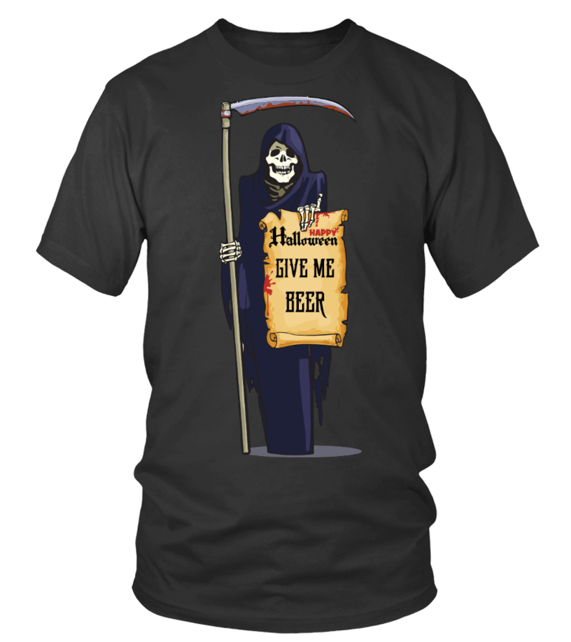 Beer - Limited Edition Halloween T-shirt