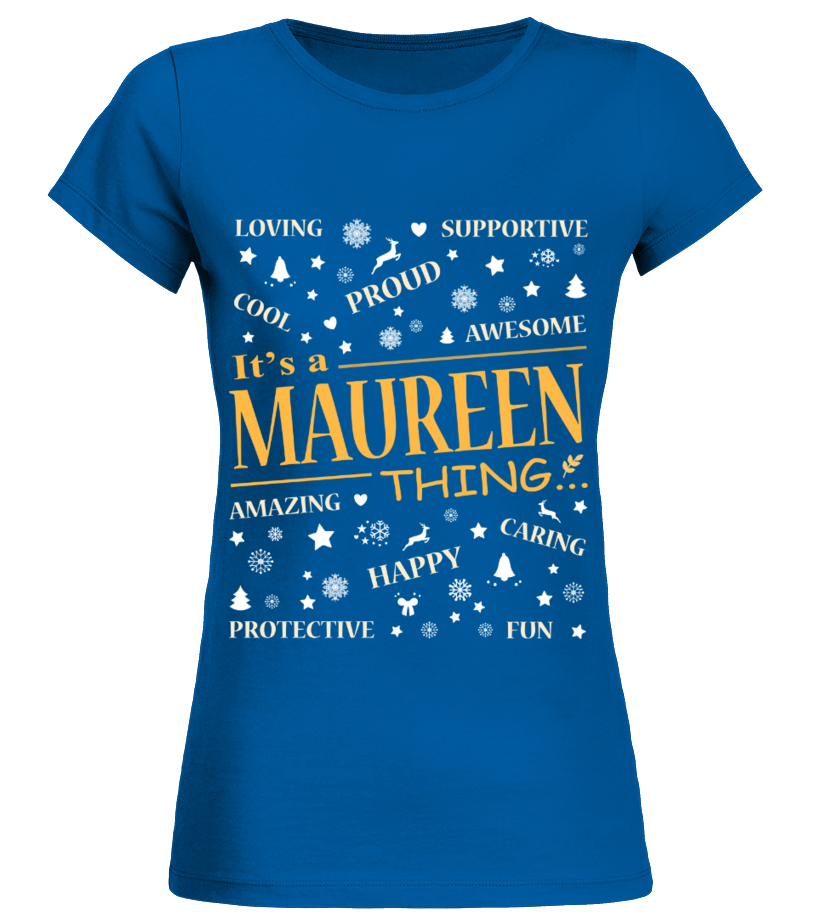 IT IS MAUREEN THING