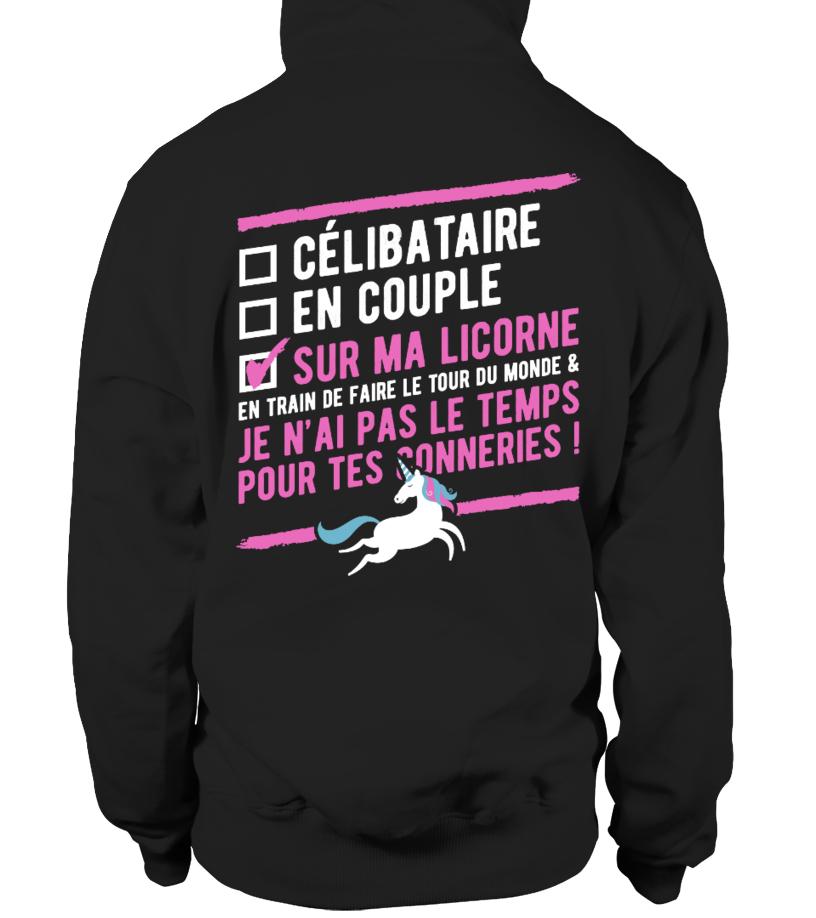 ✪ Célibataire - en couple - sur ma licorne ✪