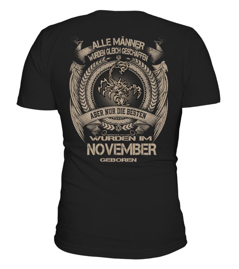 alle männer sind im november geboren