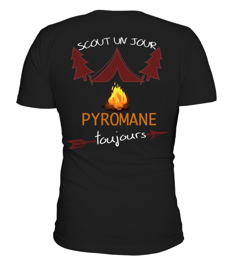 Scout un jour - Pyromane - Toujours