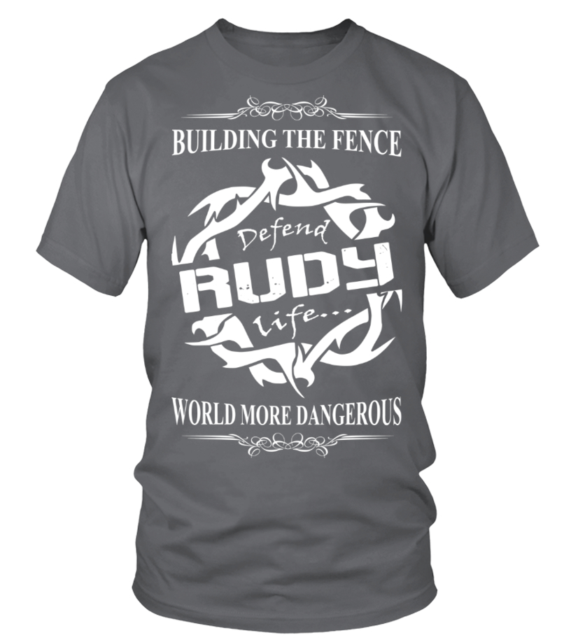 BUILDING THE FENCE DEFEND RUDY LIFE