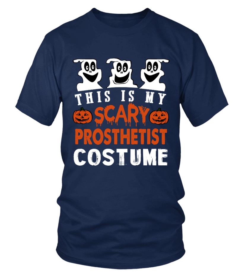 This is My Scary Prosthetist Costume Hal