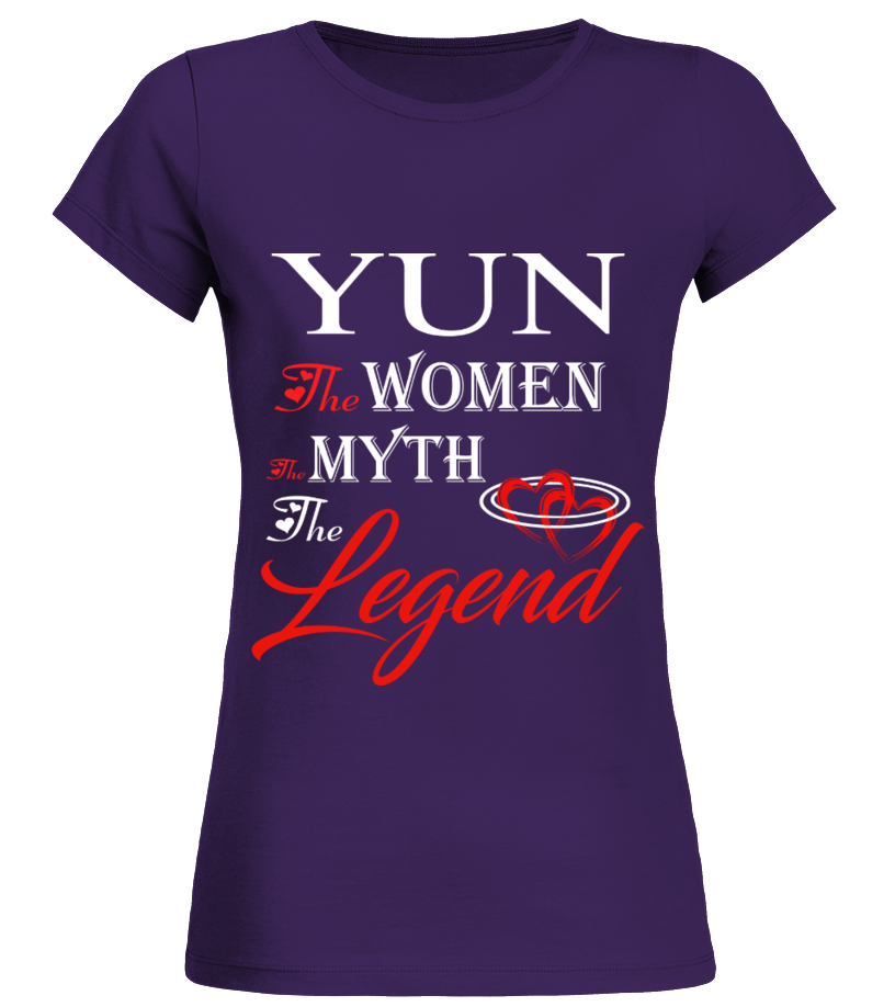 YUN THE MYTH THE WOMEN THE LEGEND