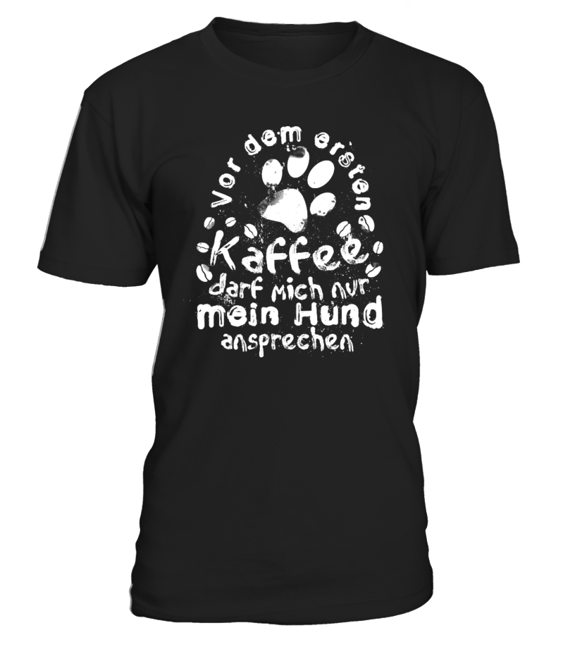 *ANGEBOT* Hund - Vor dem ersten Kaffee