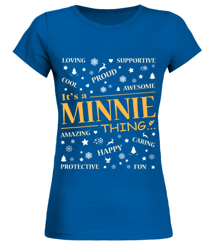 IT IS MINNIE THING
