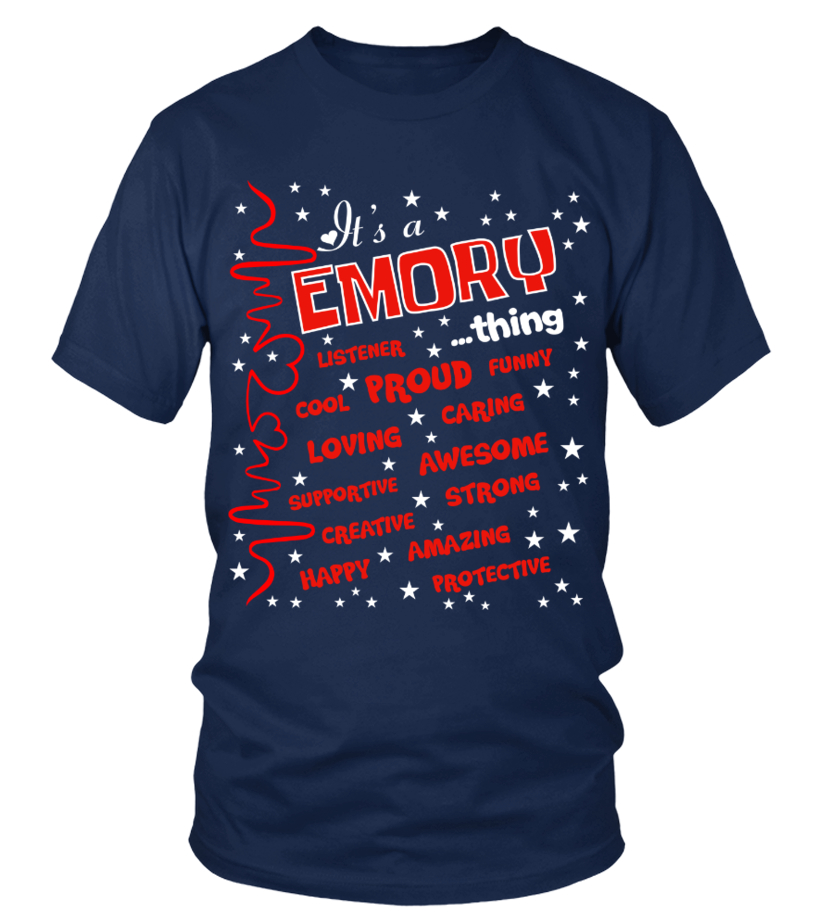 IT IS EMORY THING