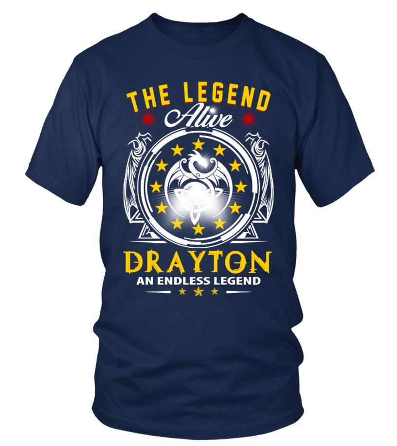 DRAYTON - Alive, Endless LEGEND