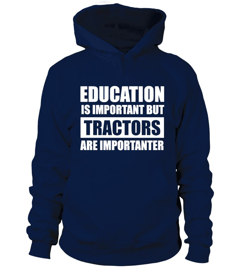 Tractors Are Importanter
