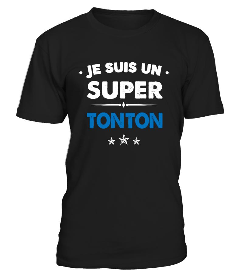 JE SUIS UN SUPER TONTON...