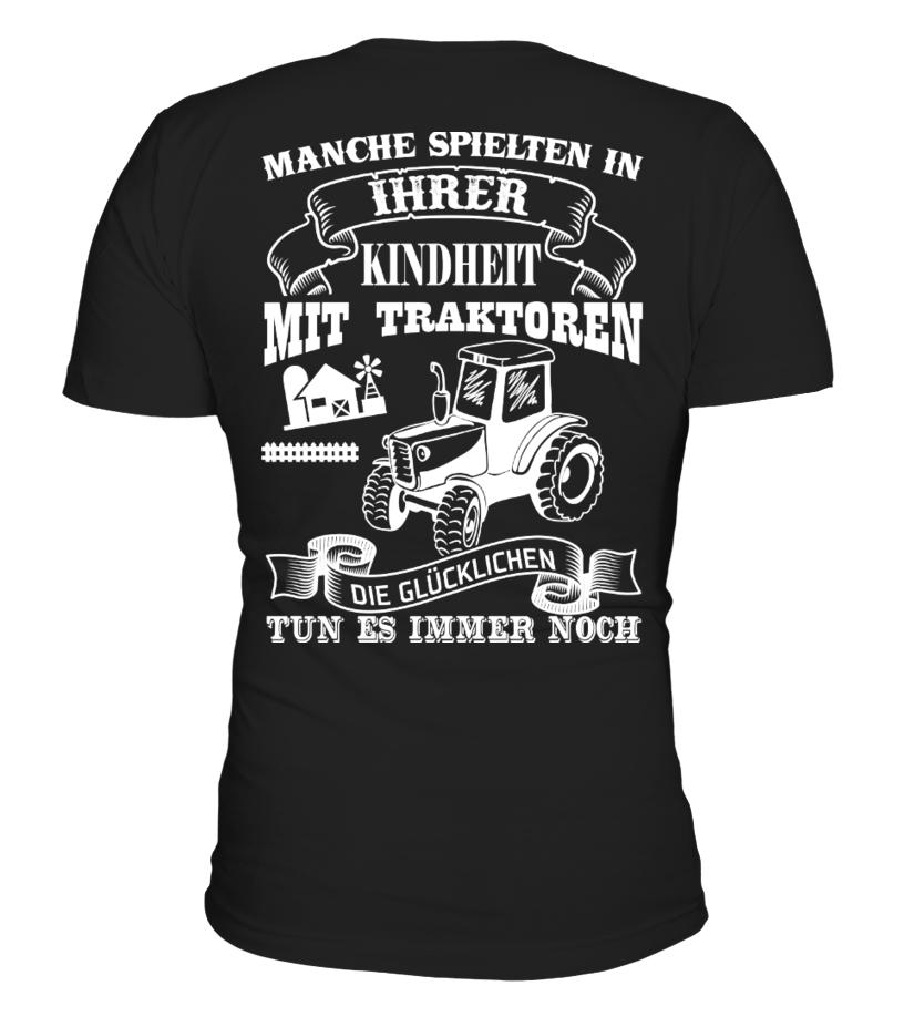 Landwirt Traktor spielen T-Shirt Hoodie