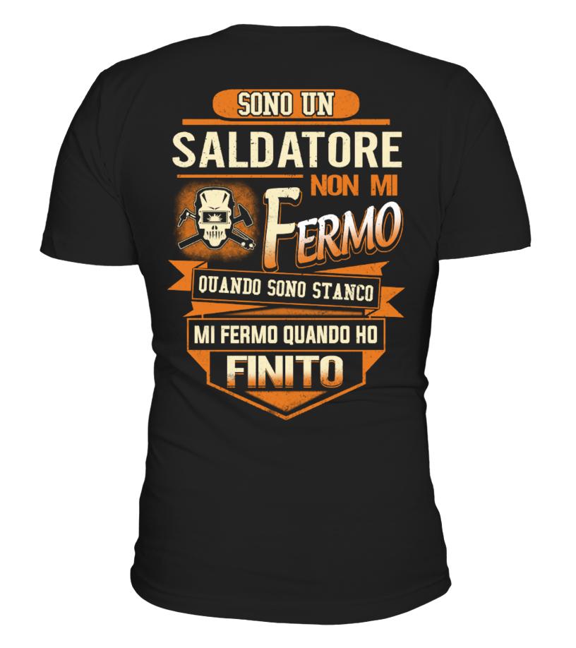 SALDATORE, Saldatore T-shirt