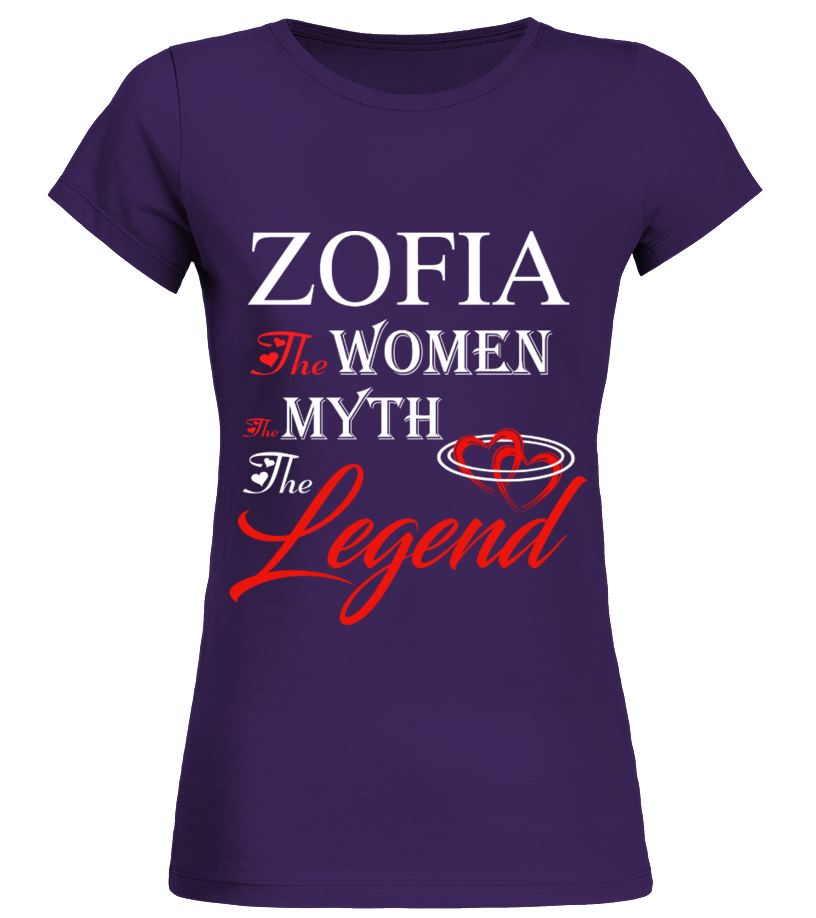ZOFIA THE MYTH THE WOMEN THE LEGEND