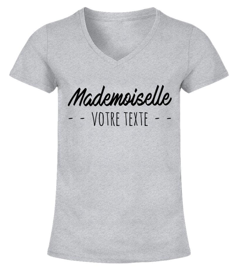 Mademoiselle ...