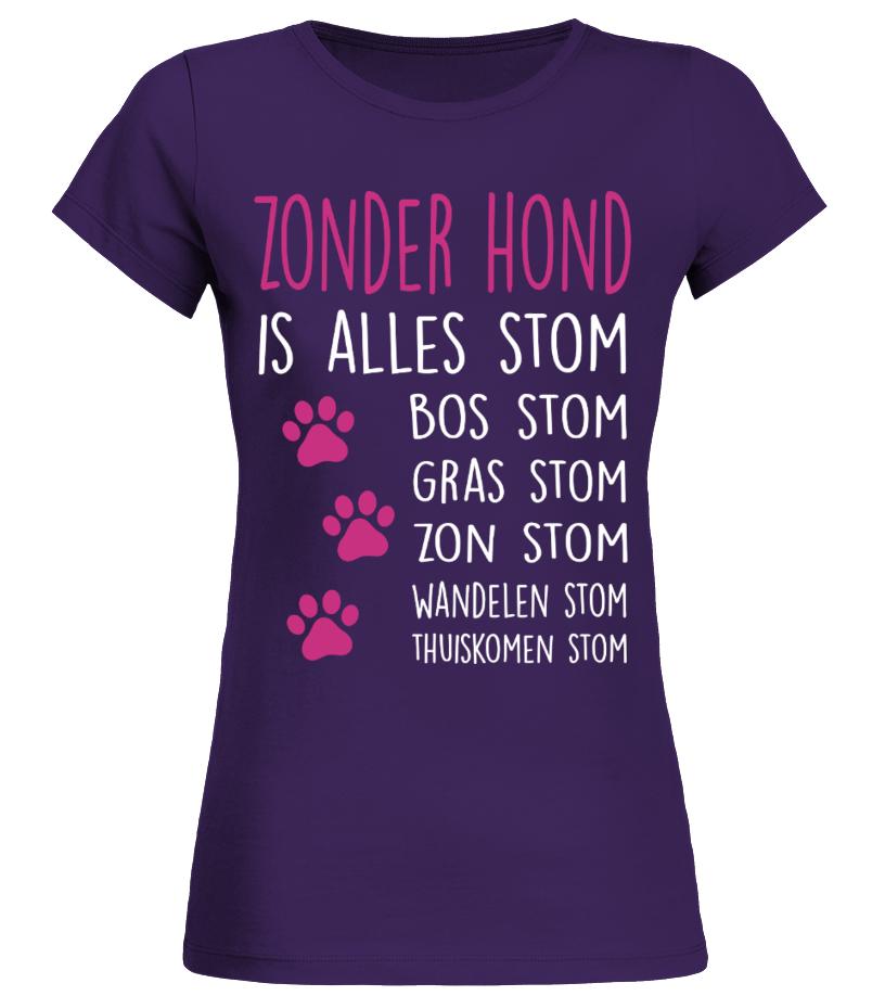 ZONDER HOND
