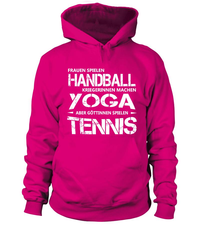 Tennis Shirt - Göttinnen spielen Tennis - Geschenkidee