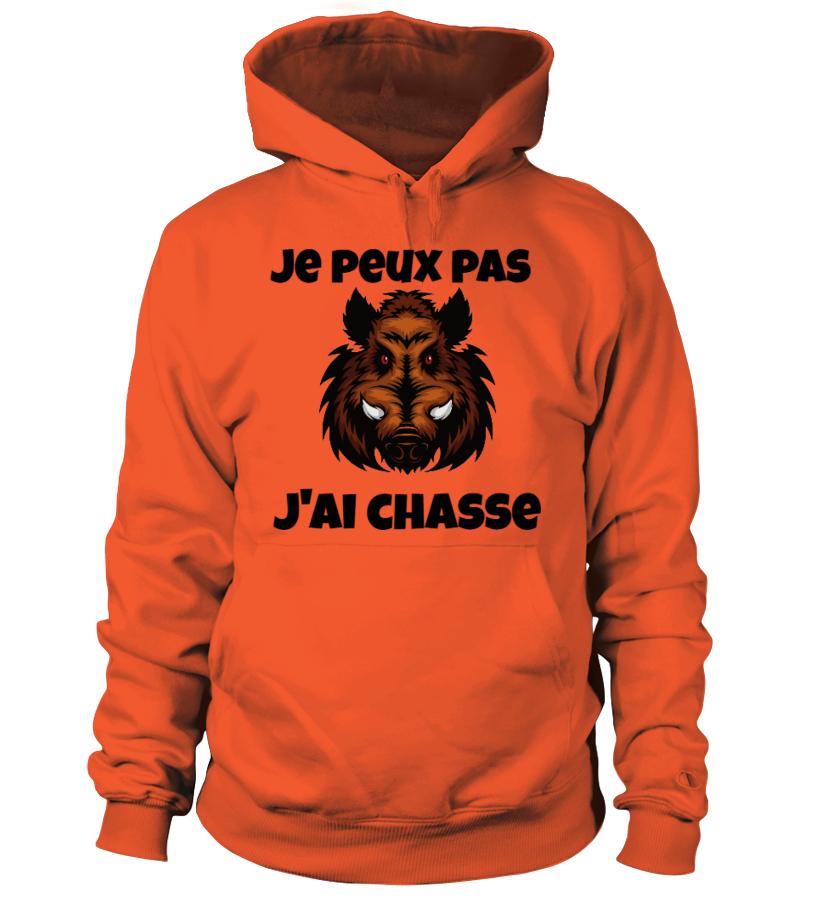JE PEUX PAS .... J'AI CHASSE
