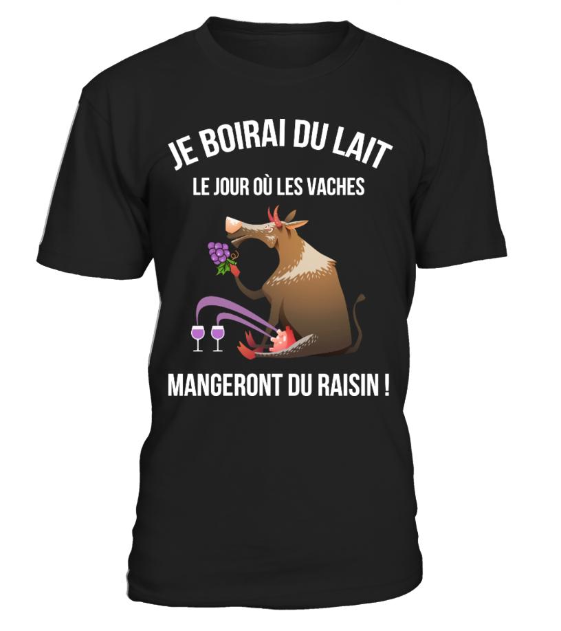 JE BOIRAI DU LAIT LE JOUR OÙ...