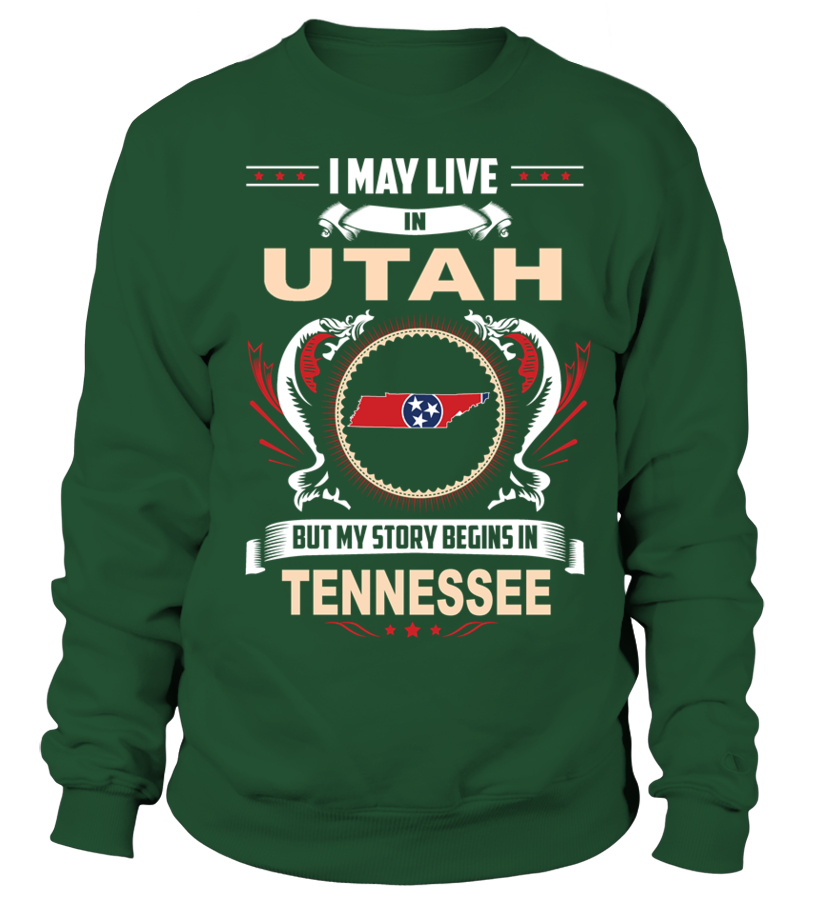 May I Live In UTAH But My Story Begins In TENNESSEE