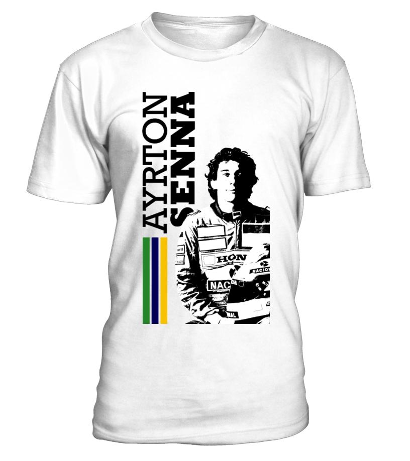 Ayrton Senna Brazil W