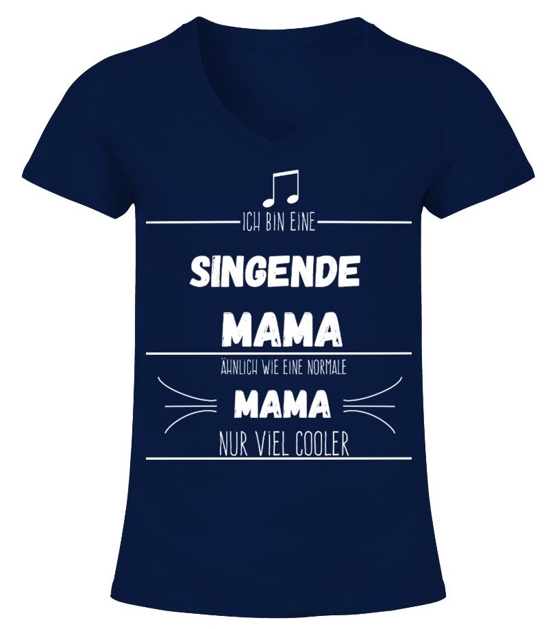 Das perfekte T-Shirt für alle singenden Mamas!