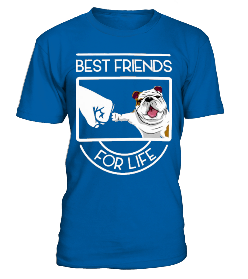 Ltd. Edition Bulldog Best Friends