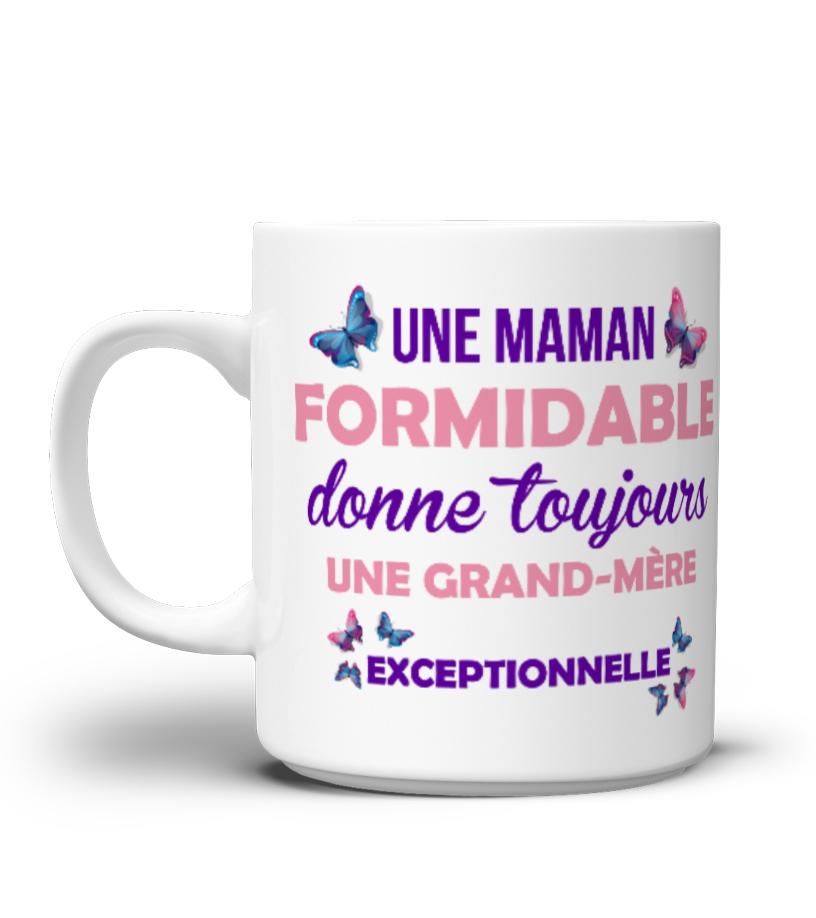 fête des mères grands-mère MAMAN FORMIDABLE