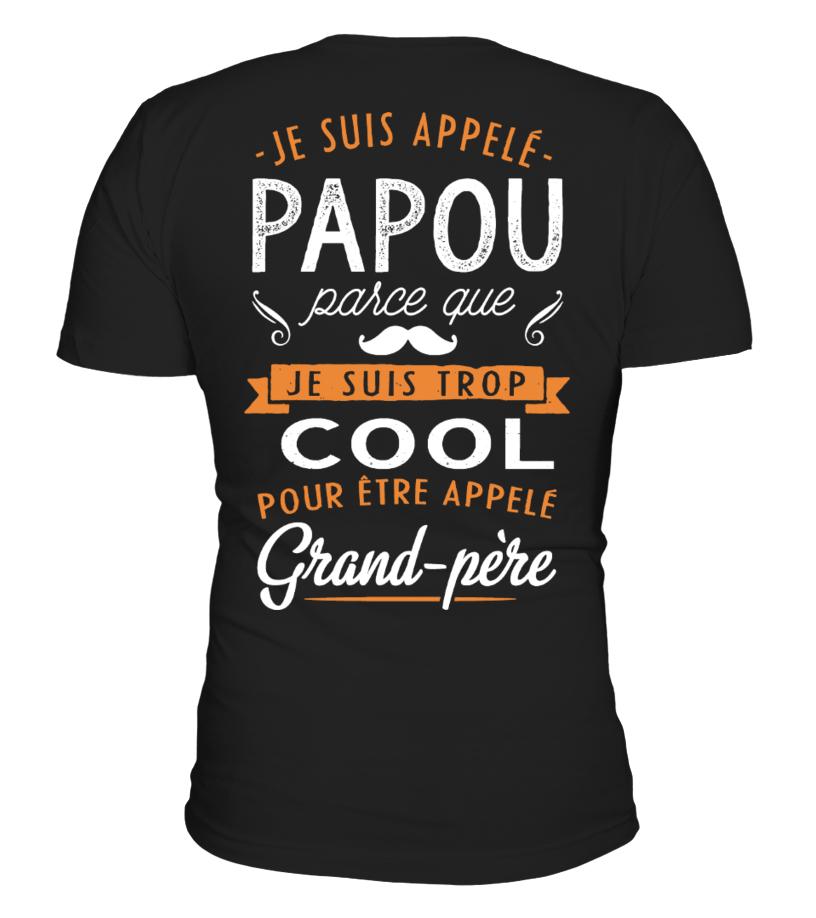 PAPOU TROP COOL POUR APPELÉ GRAND-PÈRE
