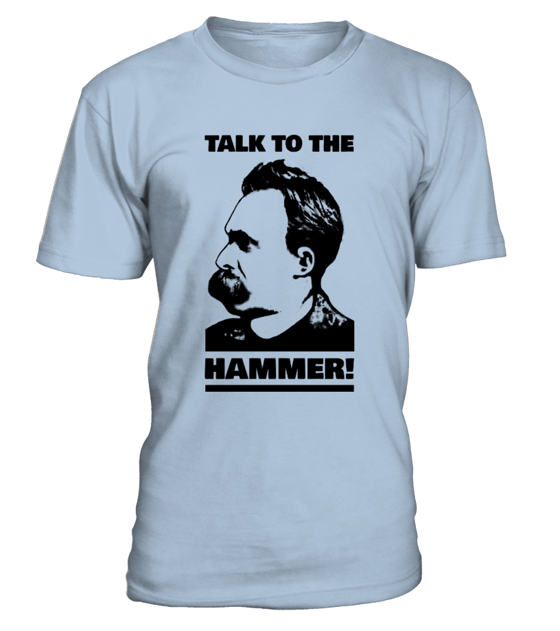 SALE: NIETZSCHE - TALK  TO THE HAMMER